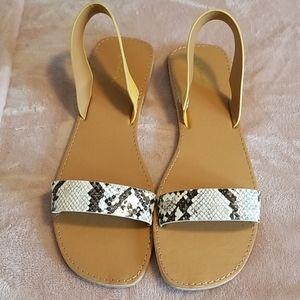 Miss lola shoes: Hello Sunshine - Yellow